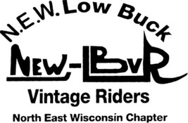 NEW LowBuck Vintage Riders Snowmobile Club